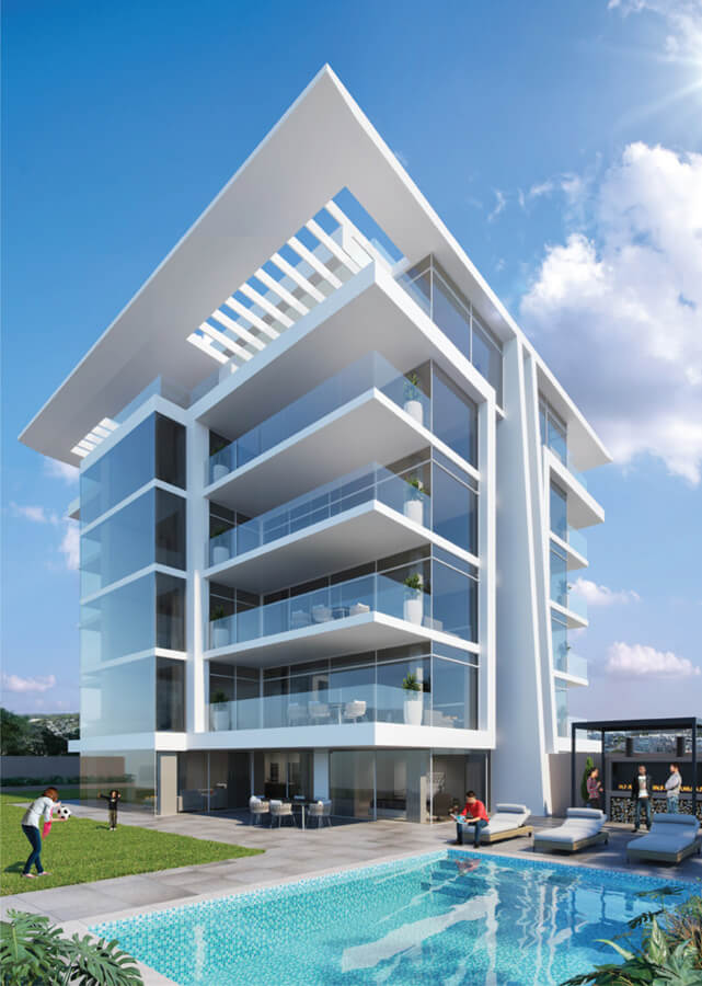 Elevation Macaron Blue Residence Investment Opportunities Prodigious